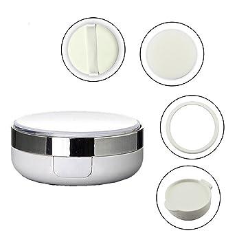 Amazon Com Owm Diy Container Refillable Makeup Case Empty Air