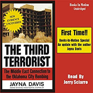 The Third Terrorist Audiobook