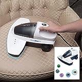 Verilux CleanWave Sanitizing Portable Vacuum – UV Technology – 400-Watt Motor – Cyclonic Action – White