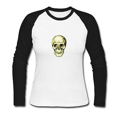 Amazon Baseball Tee Shirts For Women Human Anatomy Skeleton