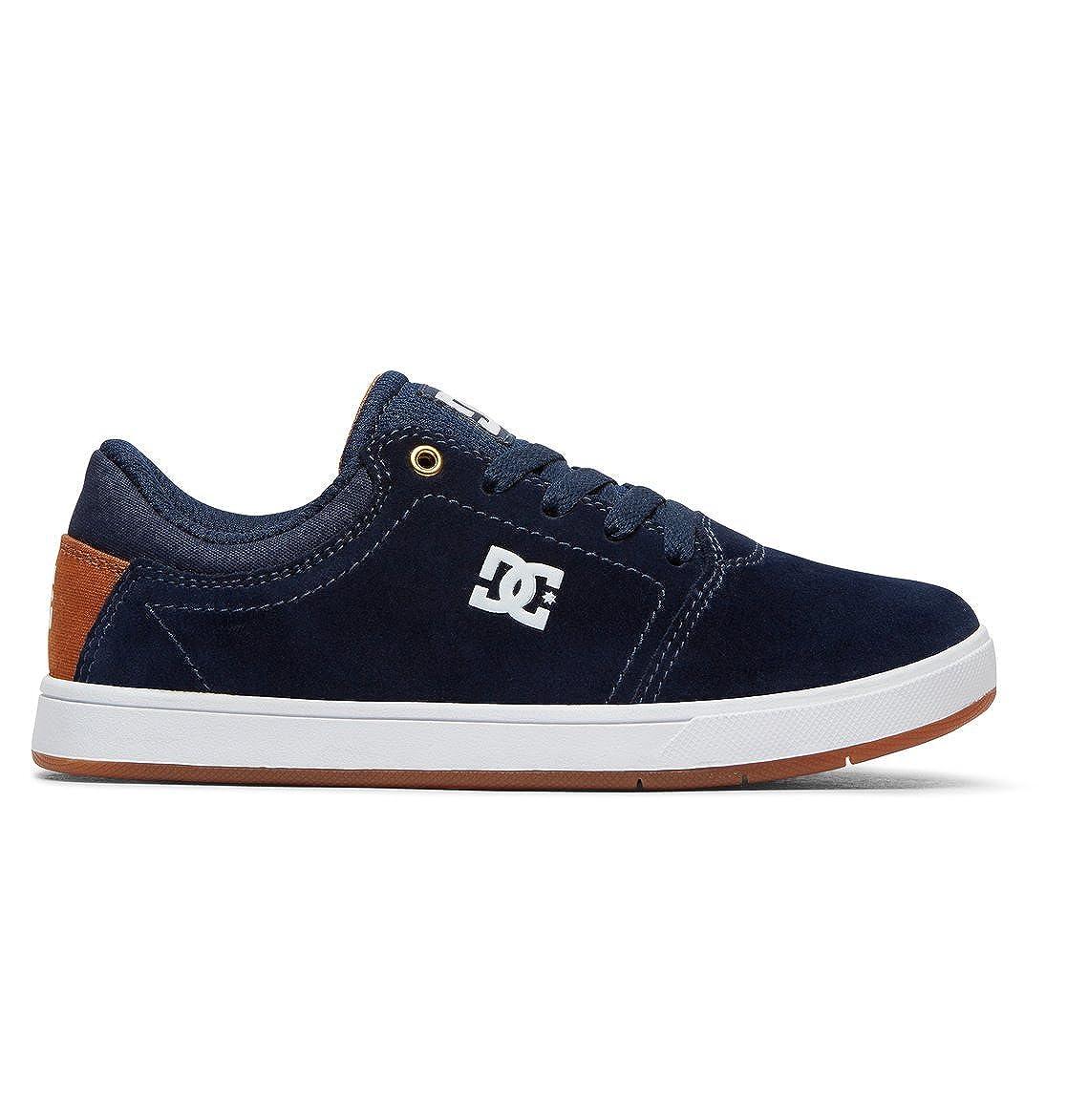DC Shoes Crisis, Zapatillas de Skateboard para Niñ os Zapatillas de Skateboard para Niños ADBS100209