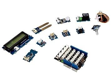 angelelec DIY abierto Fuentes, interior kit de medio ambiente (Arduino Compatible), aplicación