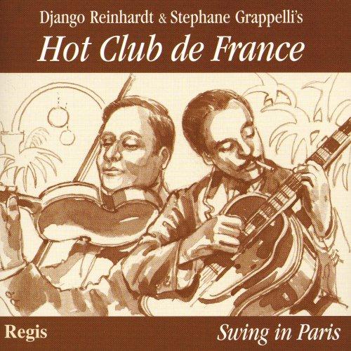 Django Reinhardt & Stephane Grappelli Swing In Paris (Django Reinhardt Best Of)