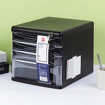 Archivadores de fichas Archivadores Caja de almacenamiento ...
