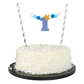 Sunny ZX ONE First Birthday Cake Topper