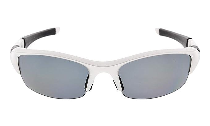 Eyekepper TR90 irrompibles policarbonato béisbol de media montura gafas de sol polarizadas Pesca Golf senderismo de