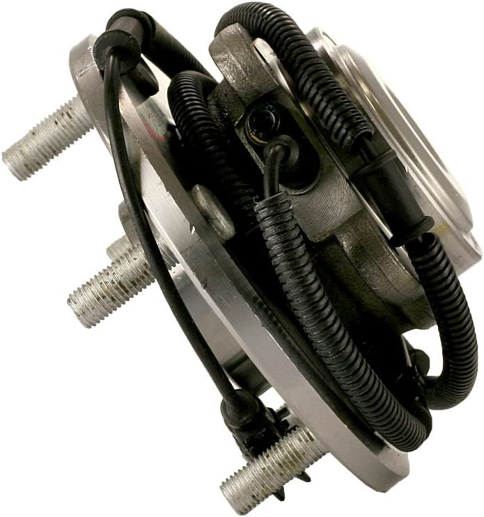 HU512360 x2 New Rear Set Wheel Bearing And Hub Assembly
