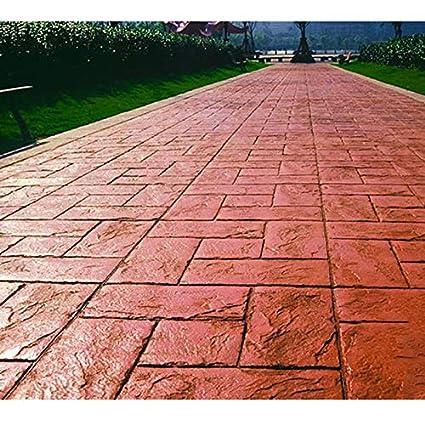 Utilizado for el jard/ín Villa Carretera de fabricaci/ón ## FxsD Creador de caminos Molde de cemento retro hormig/ón de cemento molde de suelo material de suelo en relieve material pl/ástico
