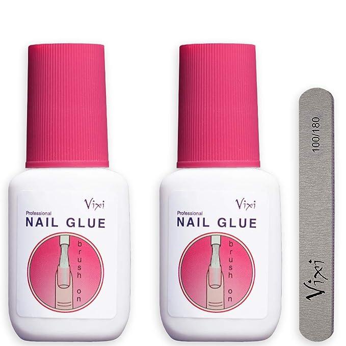 Pegamento de uñas extrafuerte (8 gr), de Vixi ♥ De calidad ...