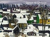 Carnet de Lettonie par Christophe Blain