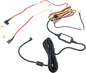 Street Guardian SGDCHW SG9663DCPRO Hardwire Kit with Mini ATO Fuse Taps - Add Parking Mode