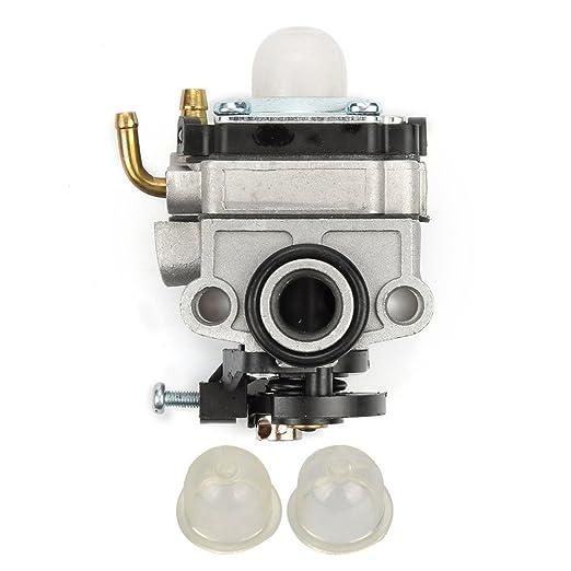 butom carburador Carb Para roybi MTD Bolens Troy-Bilt TB26TB ...