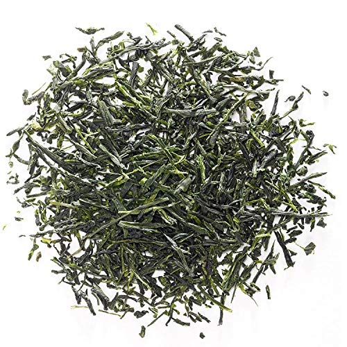 (Gyokuro Green Tea From Japan - Famous Japanese Unami Tea - Also Called Jade Dew Loose Leaf Tea 100g 3.5 Ounce)