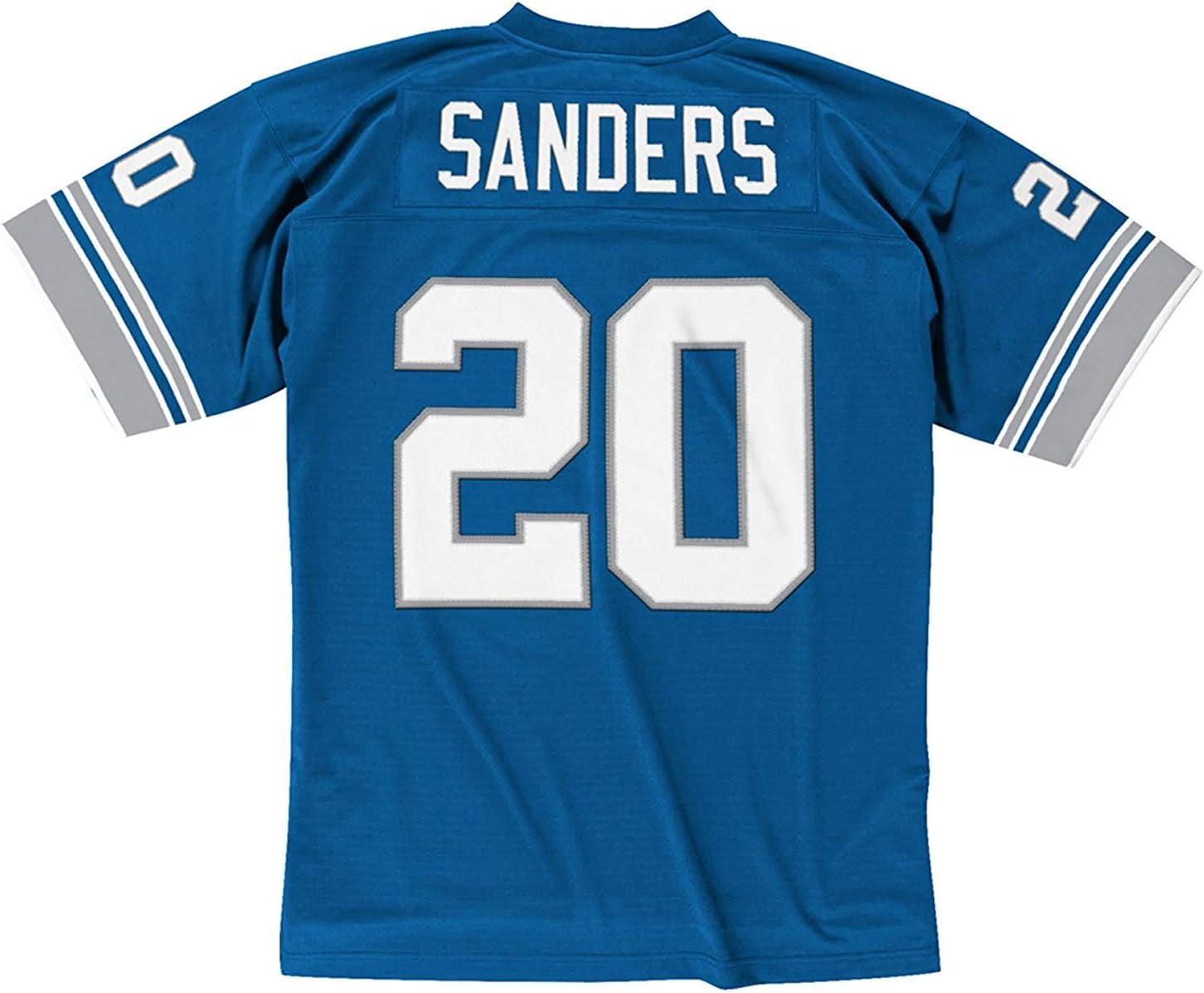 barry sanders kids jersey