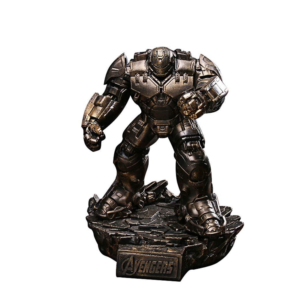 Deadpool Anti-Hulk-Rüstung, Iron Man MK44, Rächer, Kunsthandwerk, Montagemodell  B