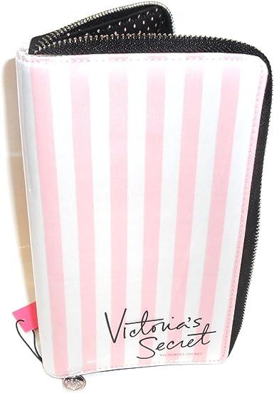 Victorias Secret - Monedero Rosa VS Stripe talla única: Amazon.es: Ropa y accesorios