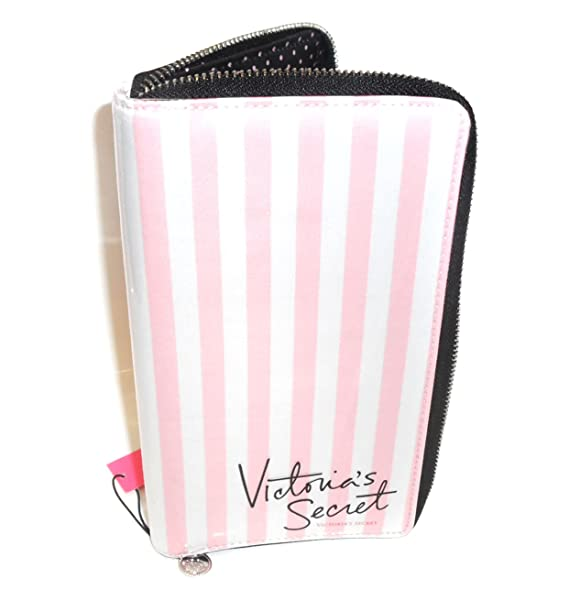 Victorias Secret - Monedero Rosa VS Stripe talla única