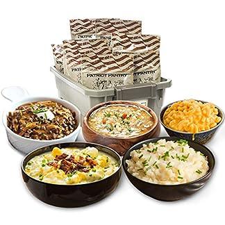 Patriot Pantry Essential Food Supply
