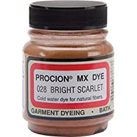 Jacquard Procion Mx 2/3Oz Bright Scarlet Fabric Dye