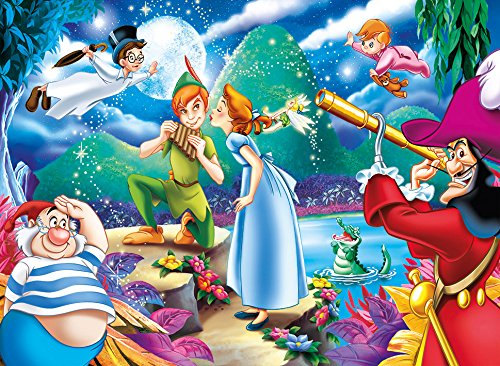 CleHommes toni - 27915.9 - - - Puzzle Super Color - 104 pièces - Peter Pan Peter Pan c27efe