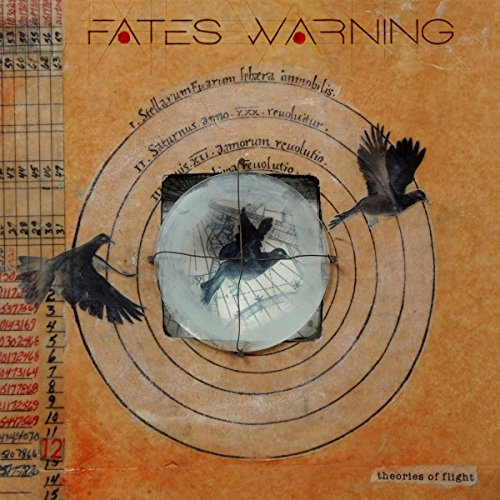 Fates Warning: Theories of Flight (Special Edition 2CD Mediabook) (Audio CD)