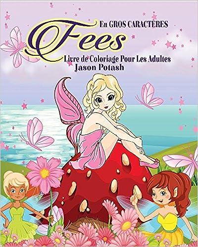 Coloriage Fee Pdf.Pdf Ebook Telechargement En Ligne Fees Livre De Coloriage Pour Les