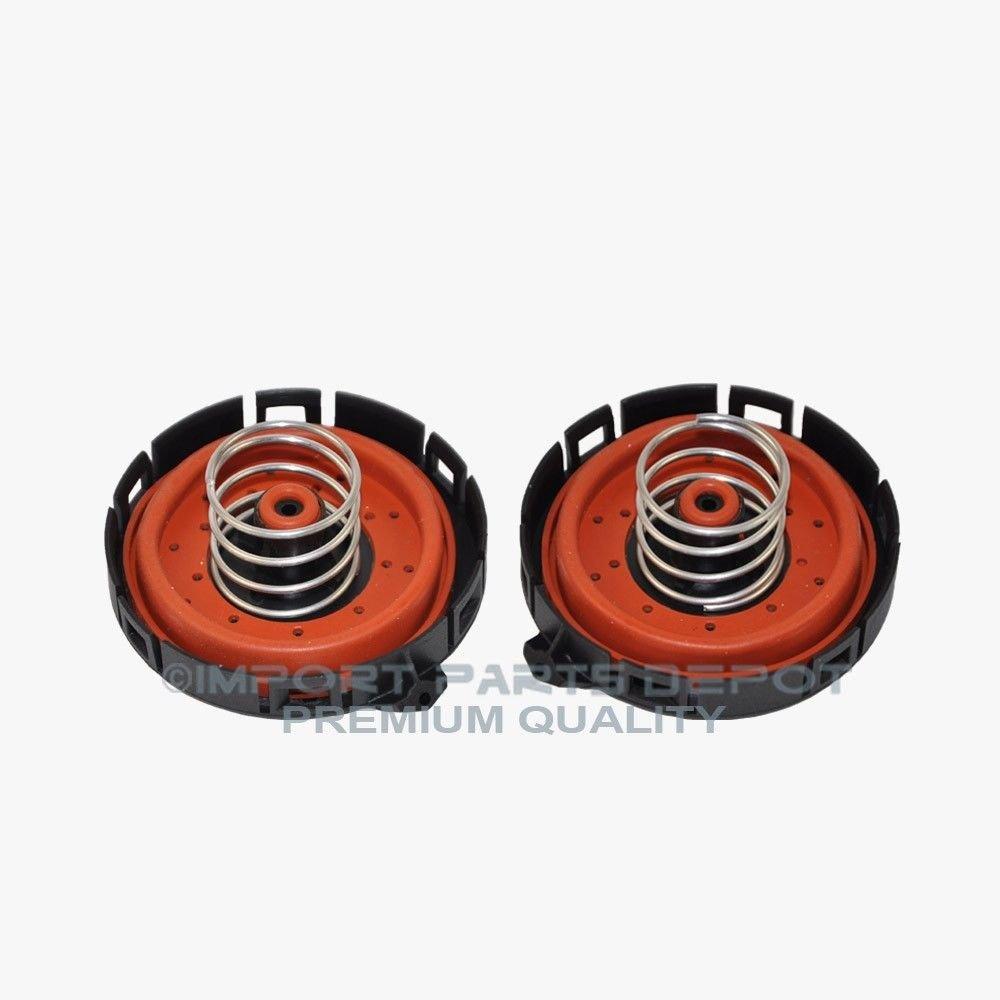 Crankcase Vent Valve Regulator for BMW X5 750i 750Li 745i 745Li 650i 645Ci 550i 545i Bosch OEM F01C600017 (2pcs) Bosch Oem Germany