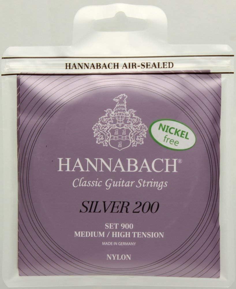 Hannabach 652667.0 - Cuerdas para guitarra clásica