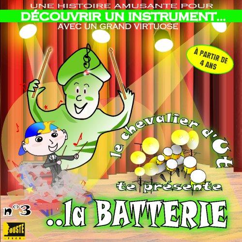 DECOUVRIR UN INSTRUMENT, la Batterie (musique enfant)