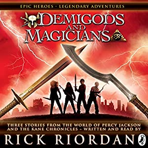 Demigods and Magicians Audiobook