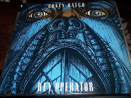 Coney Hatch Hey Operator Stand up Devil's Back Ep 12 Hard Rock Uk Import 1982 (Hatch Operator)