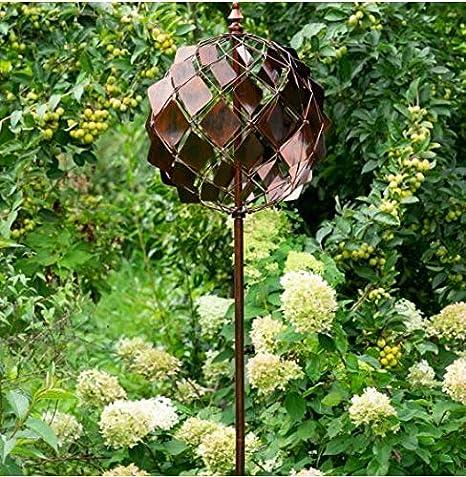 Jonart Windsculpture - Riviera - Molinillo de viento para jardín SP595: Amazon.es: Hogar