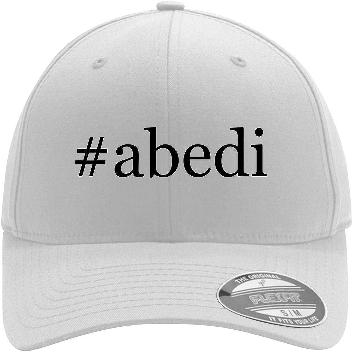 #abedi - Adult Men's Hashtag Flexfit Baseball Hat Cap 61HVIEd-eTL