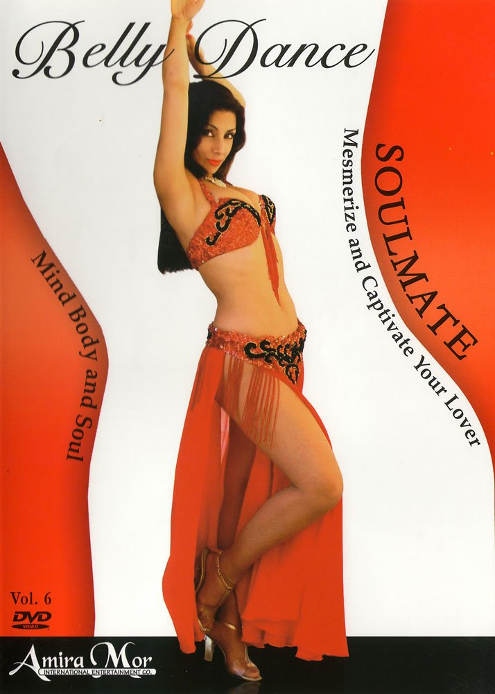 Amira Mor - Belly Dance for Your Soulmate (DVD)