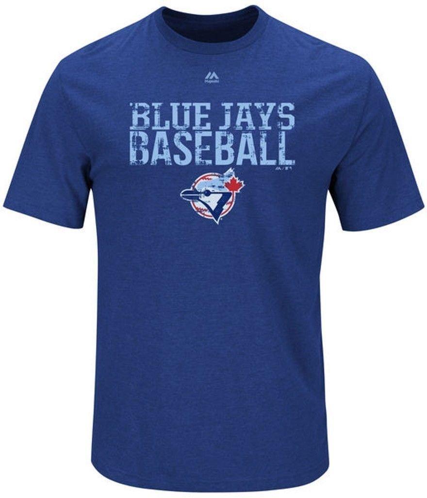 Toronto Blue Jays S One Winner Shirt Royal Big S 9062