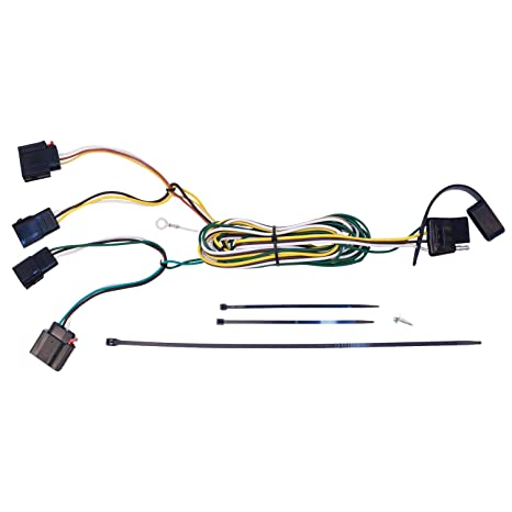 61HVKxu56sL._SX466_ amazon com fey trailer wiring connector kit t connector 6561117