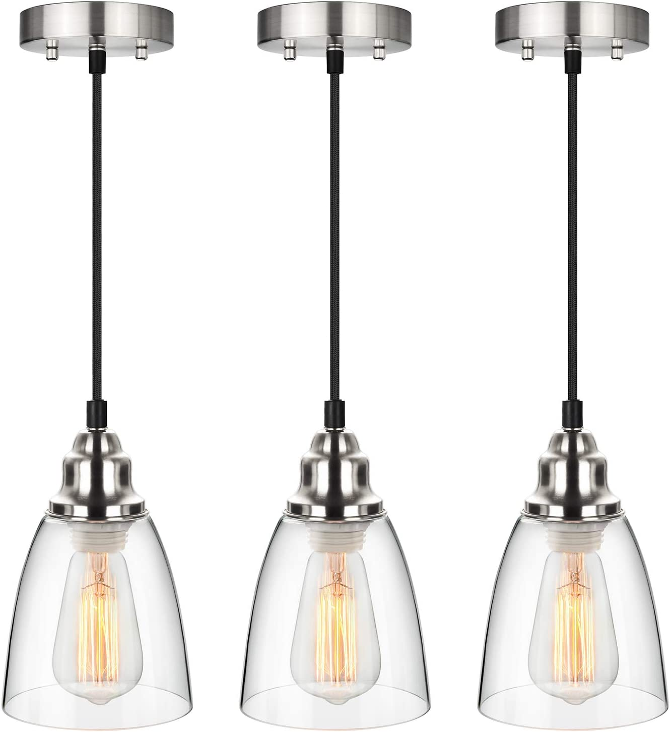 Industrial Mini Pendant Lighting
