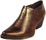 Very Volatile Women's Canton Western Boot,Copper,7.5 B US