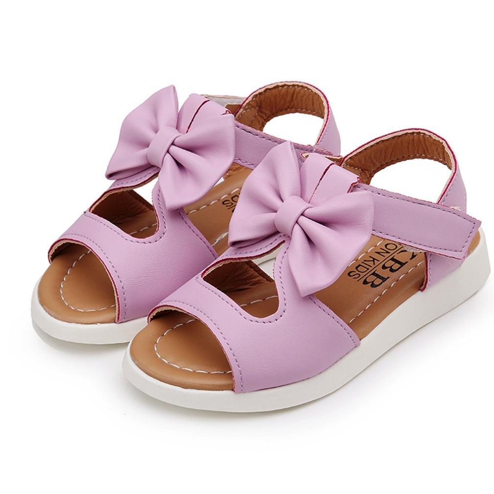 f552a0a3e K-youth® Zapatos Nniña Verano Zapatos Princesa Niña Zapatos Bebe Niña  Bautizo Sandalias de Vestido ...