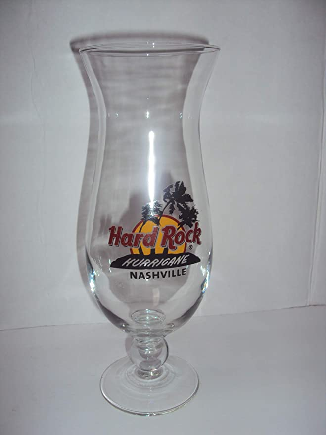 Hard Rock Cafe Hurricane Glass Hard Rock Cafe Indianapolis Hurricane Glass