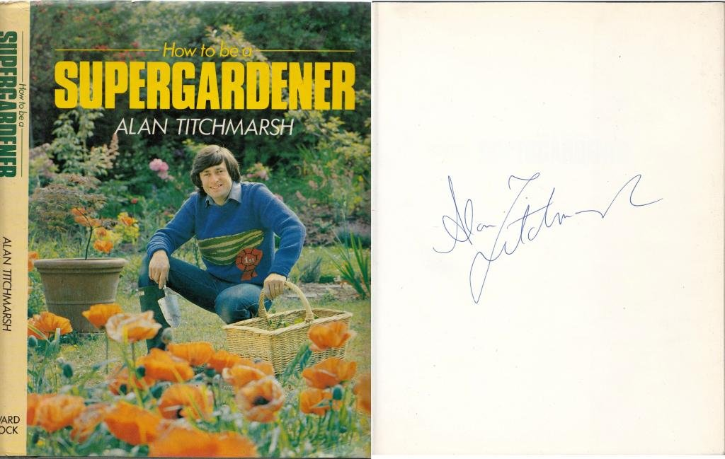How to be a Supergardener. PDF