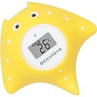 Baño de bebé y termómetro de habitación Acculove