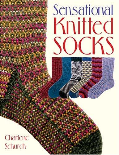 Sensational Knitted Socks Charlene Schurch product image