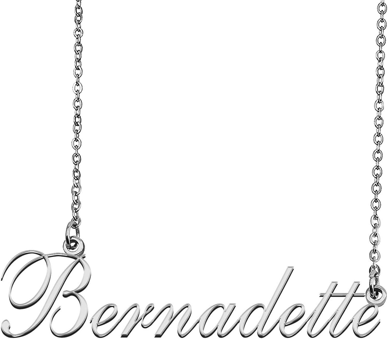 GR859C Custom Flower Girl Jewelry My Name Necklace for Women 61HVSq0g4LL
