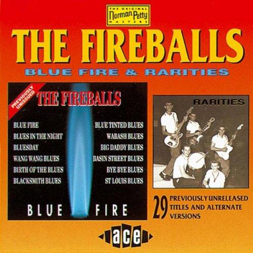Blue Fire Rarities Fireballs product image