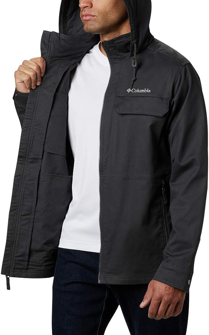 Columbia 哥伦比亚 Tummil Pines 男式连帽夹克外套 S码3.7折$36.4 海淘转运到手约¥298