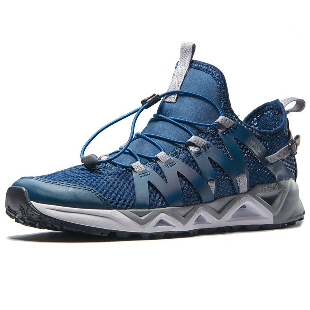 Rax Herren Aqua Schuhe  45 EU|Blau