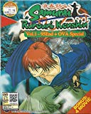SAMURAI RUROUNI KENSHIN (ENGLISH AUDIO) - COMPLETE ANIME TV SERIES DVD BOX SET (1-95 EPISODES + OVA + MOVIE)
