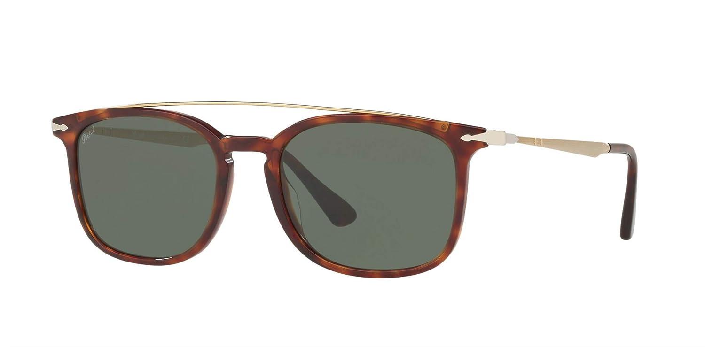 3e1757153a Amazon.com  Persol PO3173S - 24 31 Sunglasses HAVANA 54MM  Clothing