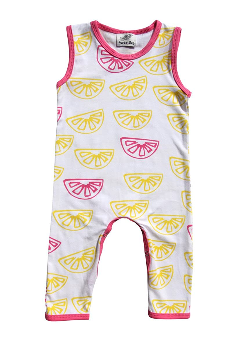 088d6c511ede Amazon.com  Sleeveless Baby Romper for Boys and Girls  Clothing